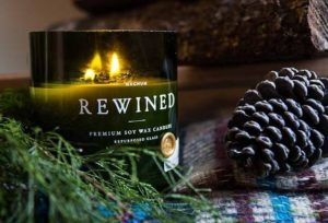 Rewined candles uk