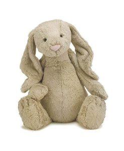 jellycat bashful beige bunny huge