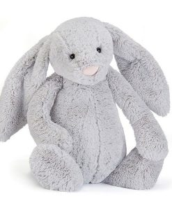 Jellycat Bashful Silver Bunny Really Big