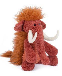 Jellycat Snagglebaggle Winston Woolly Mammoth